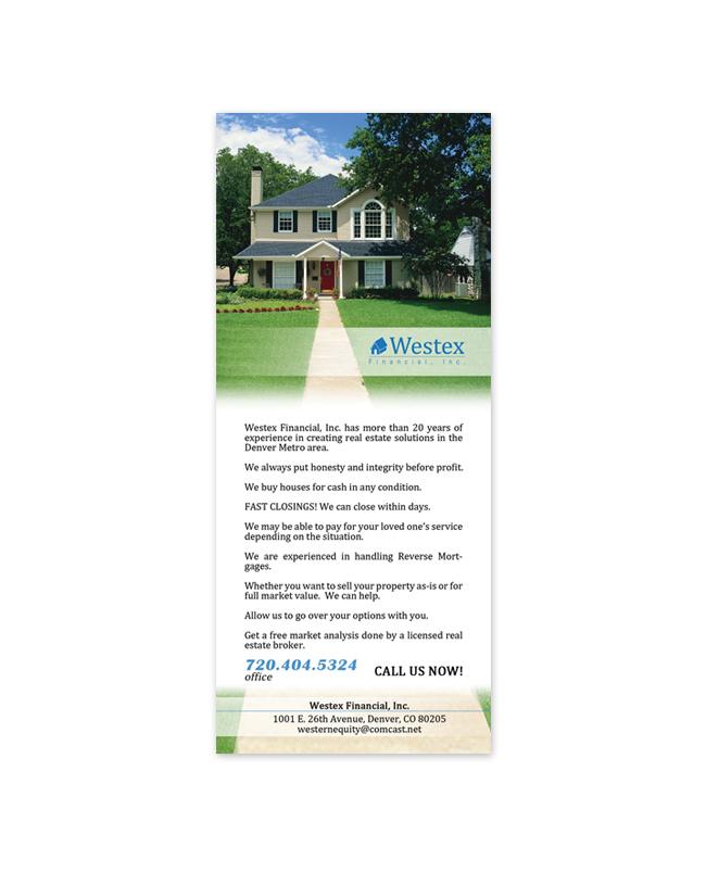Westex-Brochure