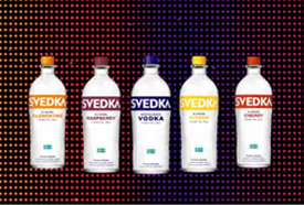 SVEDKA Vodka Motion Graphics Video