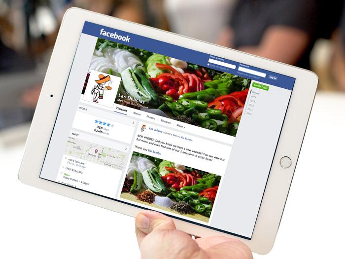Las Delicias Facebook