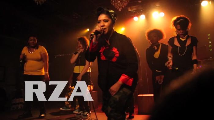 Lady Wu-Tang Video