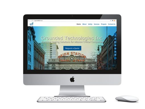 Grounded Technology Website