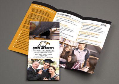 Excel Academy Brochure