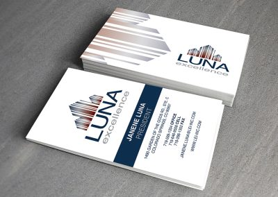 LEI Business Card