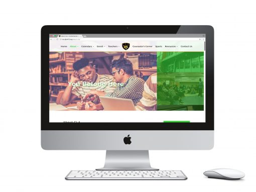 Contemporary Learning Academy Website