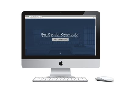Best Decision Construction Website