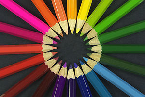 Pencil-Color-Spectrum