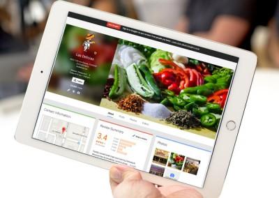 Las Delicias Google Plus