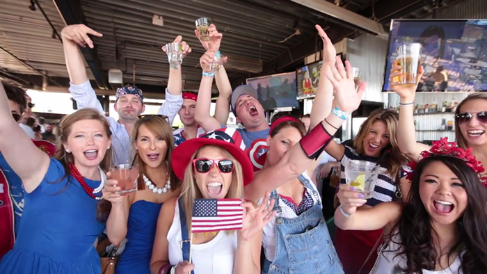 Red, White & Brew- Colorado Bar Crawl Co.