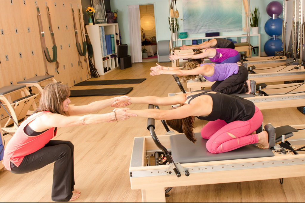 Center Stream Pilates Photography