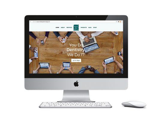 Mind's Eye Technology Website