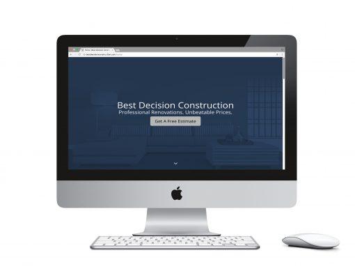 Best Decision Construction Website