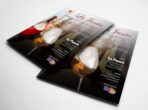 Society of Hispanic Human Resource Professionals Brochure