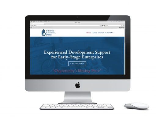 The Business Resource Depot Website