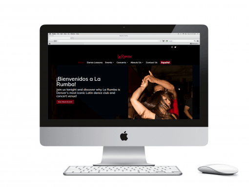La Rumba Website