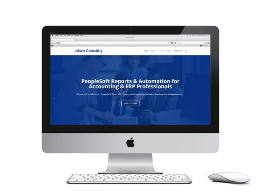 nSuite Consulting Website
