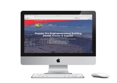 Scisteel Website